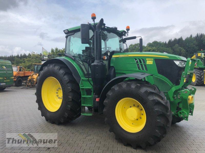 Traktor a típus John Deere 6195R Ultimate Edition, Gebrauchtmaschine ekkor: Bodenmais (Kép 2)