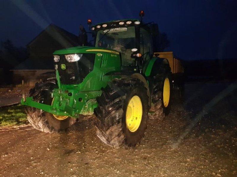 Traktor типа John Deere 6195R, Gebrauchtmaschine в Bray En Val (Фотография 1)