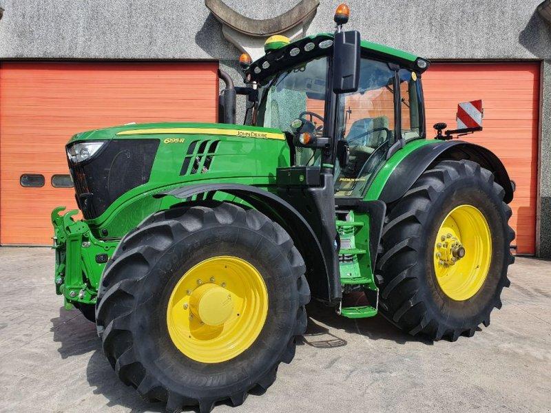 Traktor типа John Deere 6195R, Gebrauchtmaschine в Baillonville (Фотография 1)