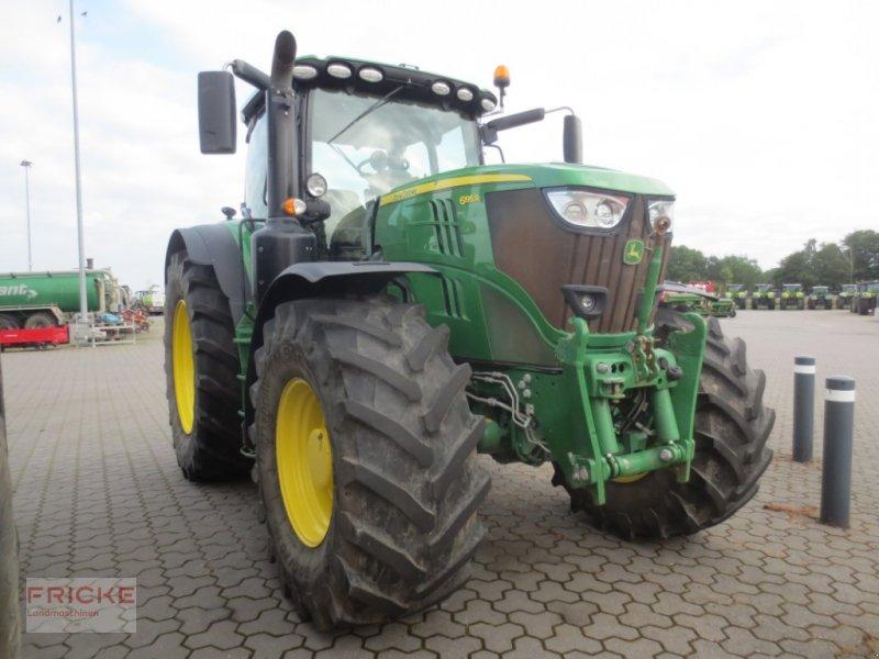 Traktor des Typs John Deere 6195R, Gebrauchtmaschine in Bockel - Gyhum (Bild 1)
