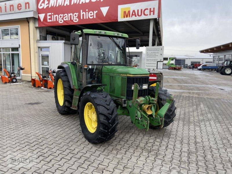 Traktor des Typs John Deere 6200 Austria, Gebrauchtmaschine in Burgkirchen (Bild 1)