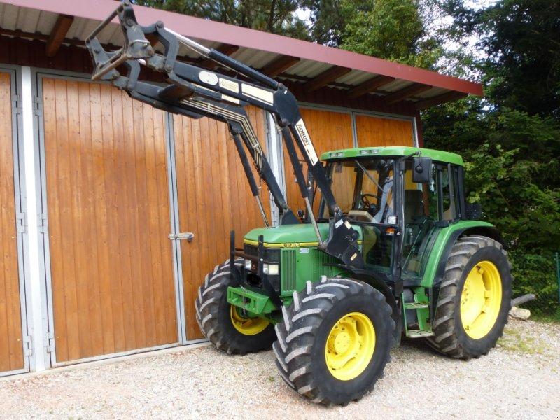 Traktor des Typs John Deere 6200 Premium, Gebrauchtmaschine in Petersdorf (Bild 1)