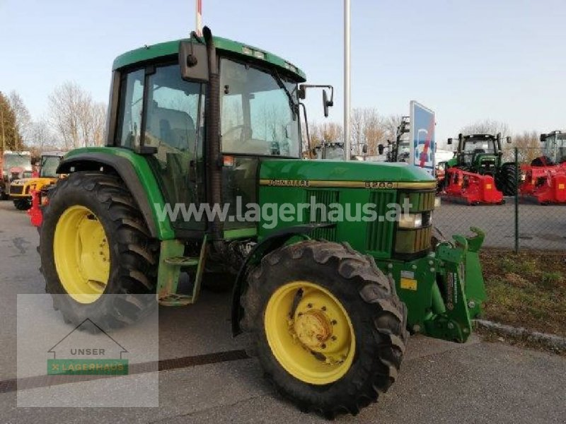 Traktor типа John Deere 6200, Gebrauchtmaschine в Gleisdorf (Фотография 1)