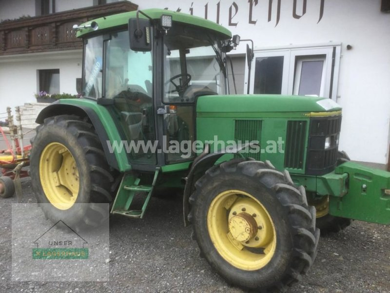 Traktor des Typs John Deere 6200, Gebrauchtmaschine in Schlitters (Bild 1)