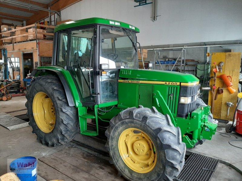 Traktor a típus John Deere 6200, Gebrauchtmaschine ekkor: Alfdorf-Rienharz (Kép 1)