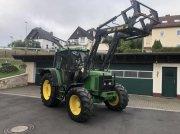 Traktor tipa John Deere 6210 A  Allrad Druckluft Frontlader Klima TÜV, Gebrauchtmaschine u Niedernhausen