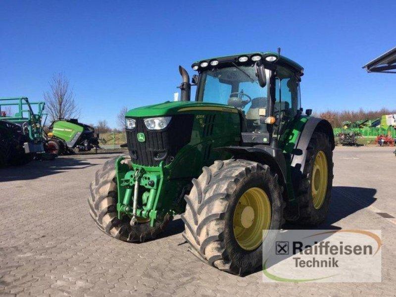 Traktor a típus John Deere 6210 Lastschaltgetriebe, Gebrauchtmaschine ekkor: Gadebusch (Kép 1)