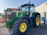 John Deere 6210 R mit Frontzapfwelle Traktor