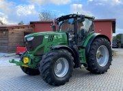 Traktor des Typs John Deere 6210 R STUFENLOS FRONTZAPFWELLE, Gebrauchtmaschine in Wald