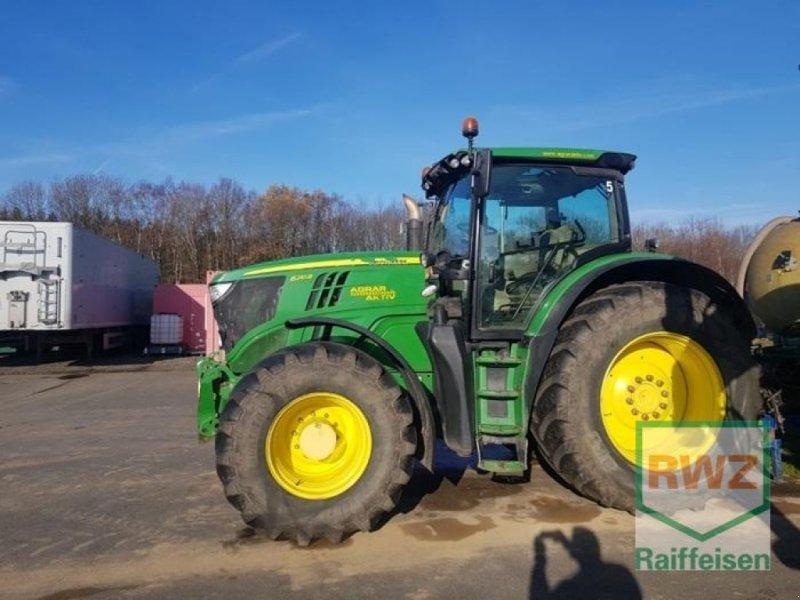 Traktor des Typs John Deere 6210 R, Gebrauchtmaschine in Kastellaun (Bild 2)
