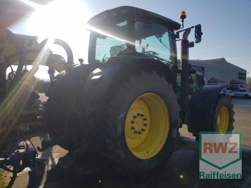 Traktor a típus John Deere 6210 R, Gebrauchtmaschine ekkor: Kastellaun (Kép 1)