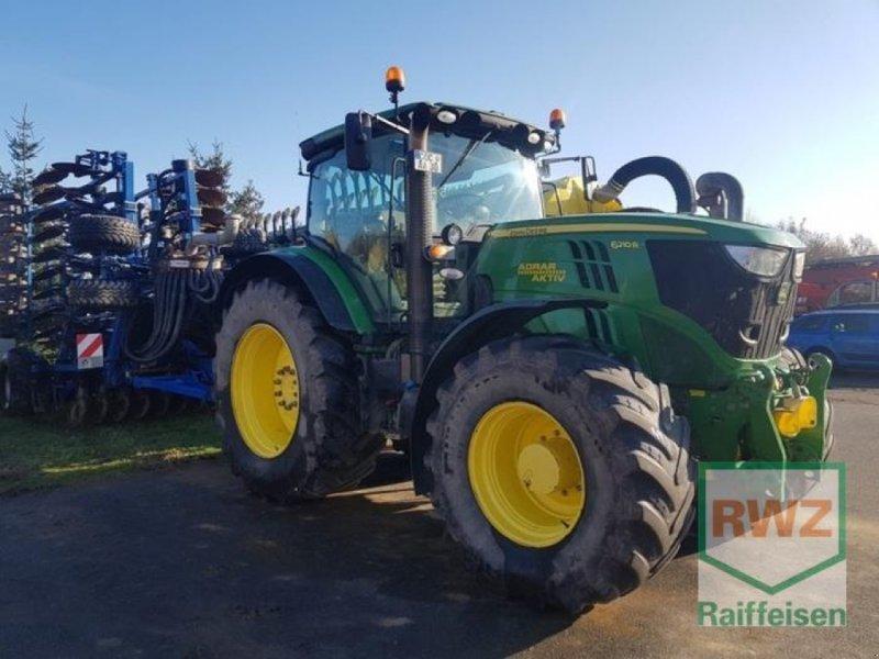 Traktor des Typs John Deere 6210 R, Gebrauchtmaschine in Kastellaun (Bild 7)