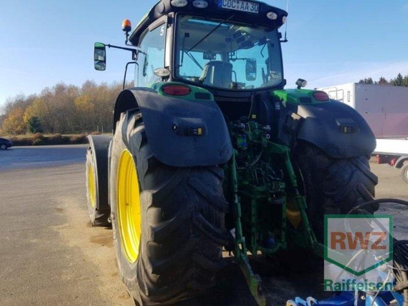 Traktor des Typs John Deere 6210 R, Gebrauchtmaschine in Kastellaun (Bild 4)