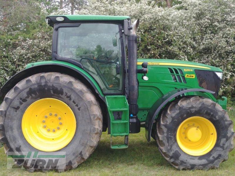 Traktor tip John Deere 6210 R, Gebrauchtmaschine in Buchen (Poză 1)