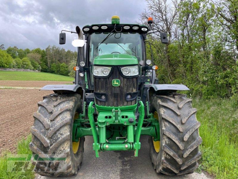Traktor типа John Deere 6210 R, Gebrauchtmaschine в Buchen (Фотография 1)