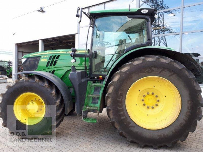 Traktor des Typs John Deere 6210 R, Gebrauchtmaschine in Leiblfing (Bild 1)