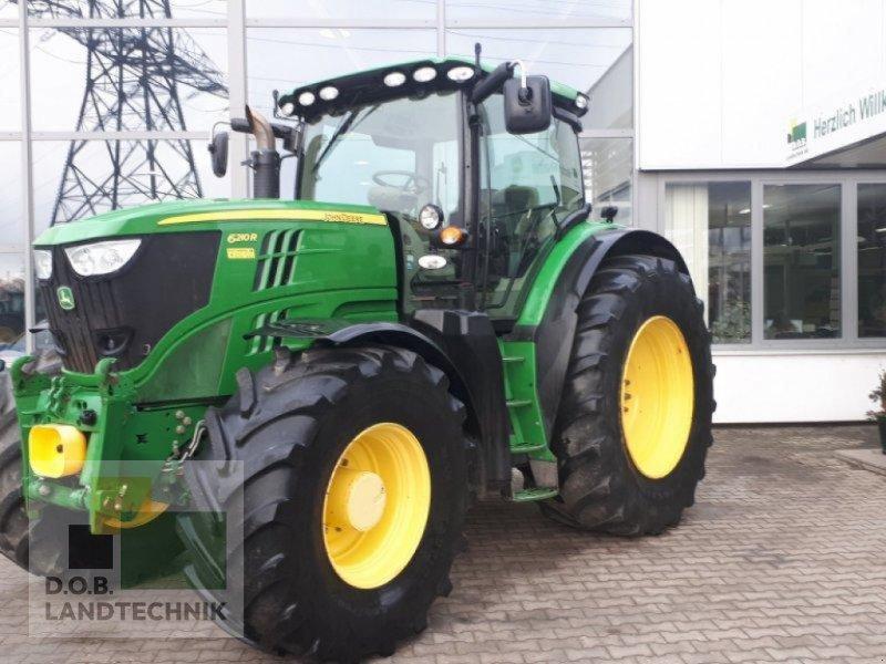 Traktor a típus John Deere 6210 R, Gebrauchtmaschine ekkor: Regensburg (Kép 1)
