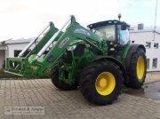 Traktor typu John Deere 6210 R, Gebrauchtmaschine w Fünfstetten