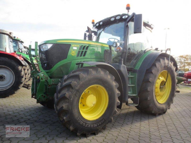 Traktor a típus John Deere 6210 R, Gebrauchtmaschine ekkor: Bockel - Gyhum (Kép 1)