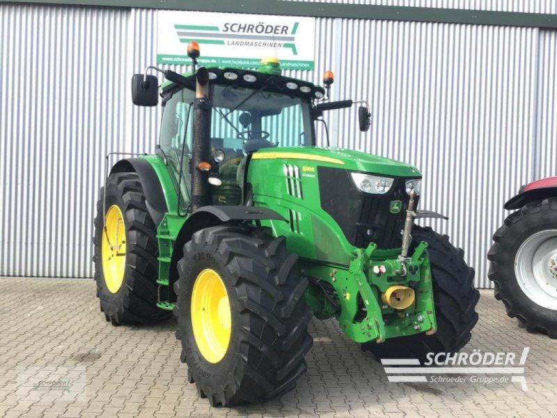 Traktor des Typs John Deere 6210 R, Gebrauchtmaschine in Wildeshausen (Bild 1)