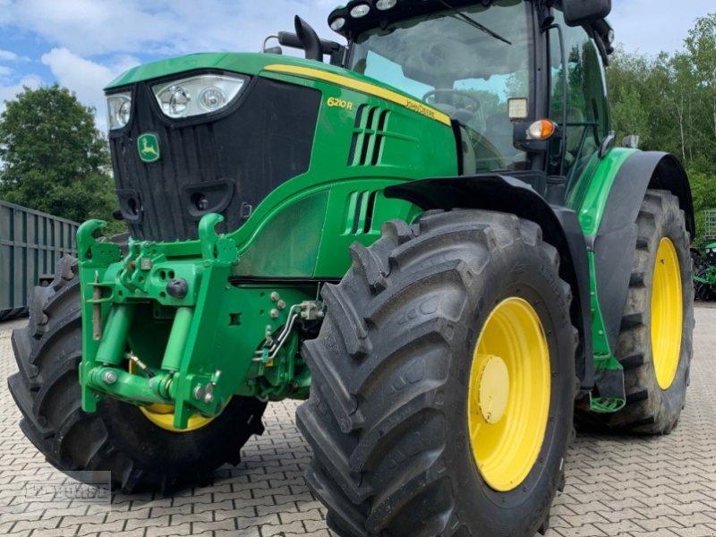 Traktor des Typs John Deere 6210 R, Gebrauchtmaschine in Bramsche (Bild 1)