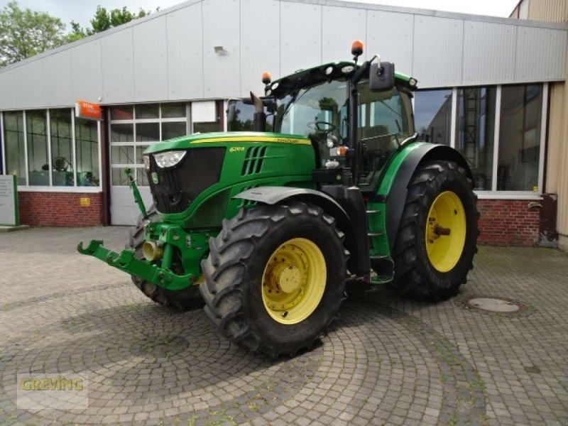 Traktor des Typs John Deere 6210 R, Gebrauchtmaschine in Greven (Bild 1)