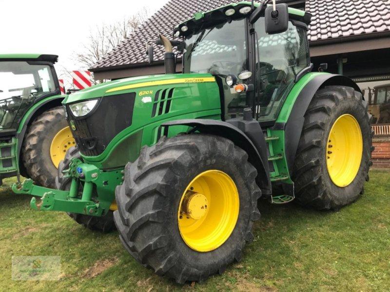 Traktor a típus John Deere 6210 R, Gebrauchtmaschine ekkor: Albersdorf (Kép 1)