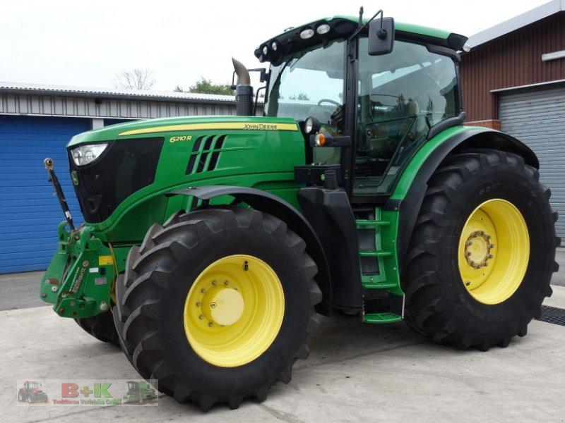 Traktor des Typs John Deere 6210 R, Gebrauchtmaschine in Kettenkamp (Bild 1)