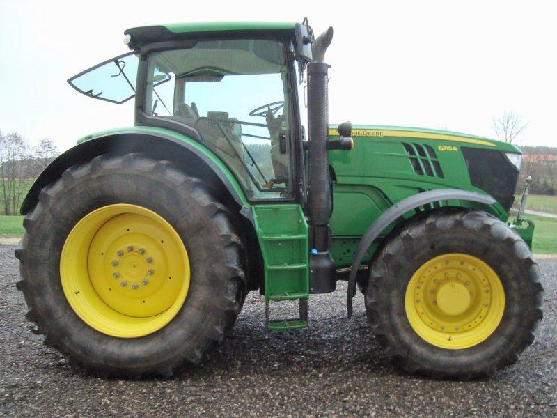 Traktor des Typs John Deere 6210 R, Gebrauchtmaschine in Emskirchen (Bild 3)