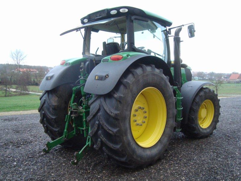 Traktor des Typs John Deere 6210 R, Gebrauchtmaschine in Emskirchen (Bild 6)