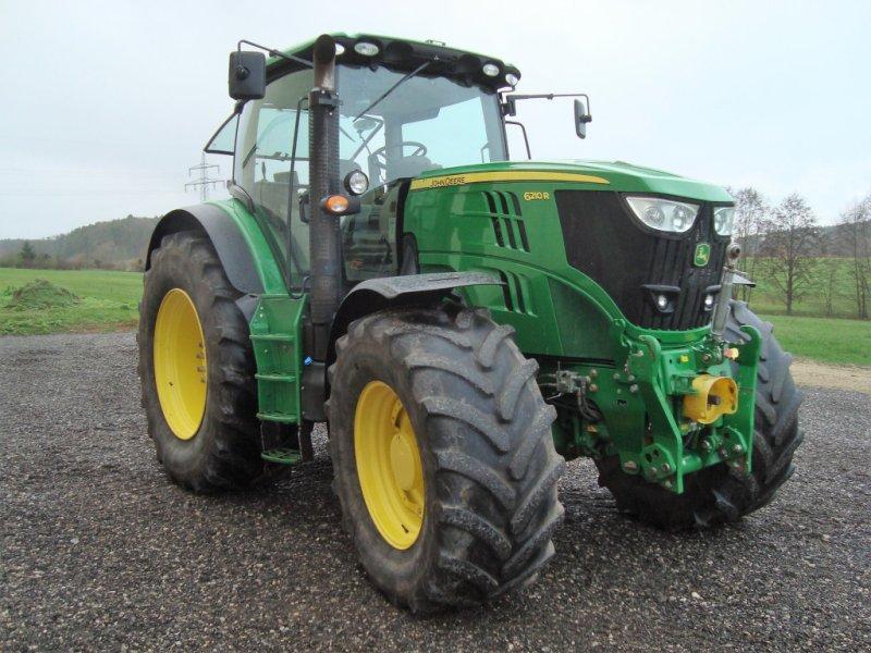 Traktor des Typs John Deere 6210 R, Gebrauchtmaschine in Emskirchen (Bild 2)