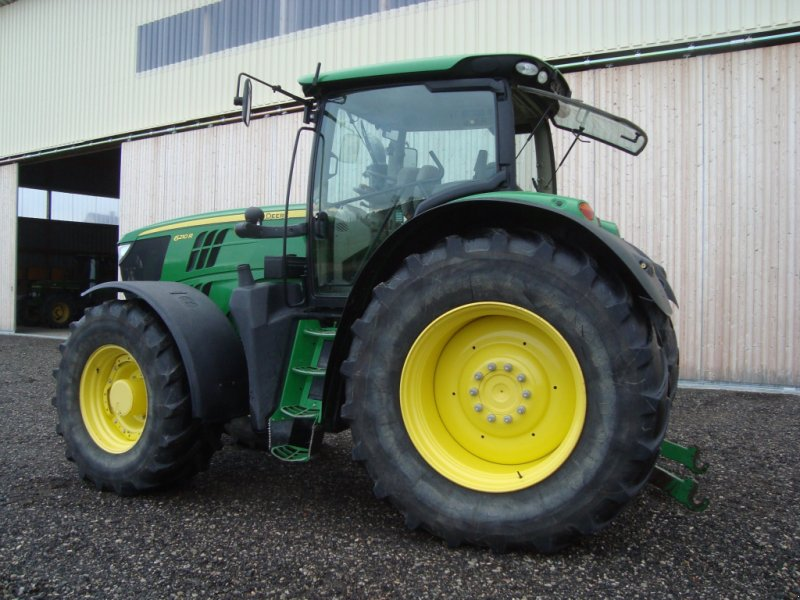 Traktor des Typs John Deere 6210 R, Gebrauchtmaschine in Emskirchen (Bild 4)