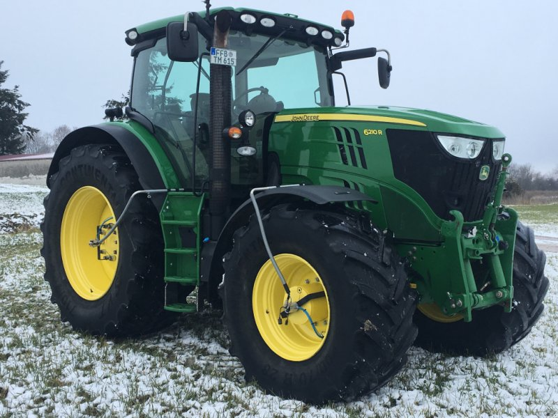 Traktor a típus John Deere 6210 R, Gebrauchtmaschine ekkor: Mammendorf (Kép 1)