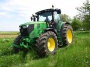 Traktor des Typs John Deere 6210 R, Gebrauchtmaschine in Wittighausen