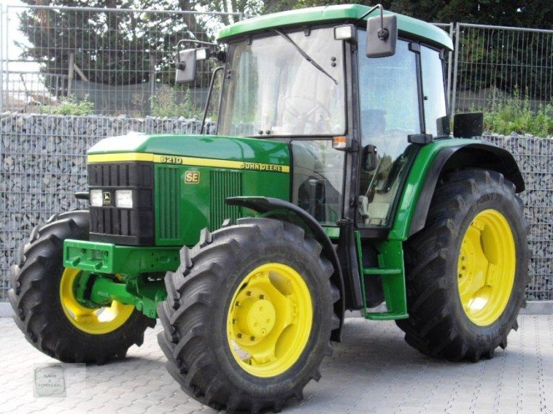 Traktor a típus John Deere 6210 SE, Gebrauchtmaschine ekkor: Gross-Bieberau (Kép 1)