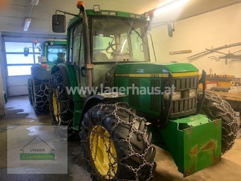 Traktor типа John Deere 6210, Gebrauchtmaschine в Schlitters (Фотография 1)