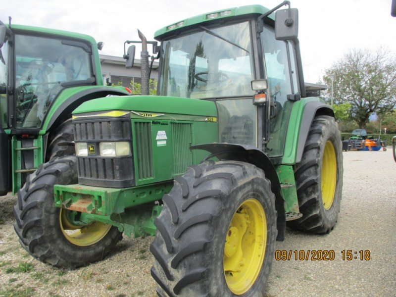Traktor of the type John Deere 6210, Gebrauchtmaschine in Lengnau (Picture 1)