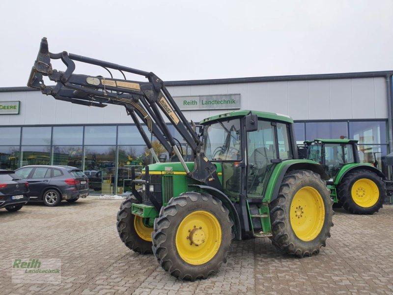Traktor des Typs John Deere 6210, Gebrauchtmaschine in Langweid am Lech  (Bild 1)