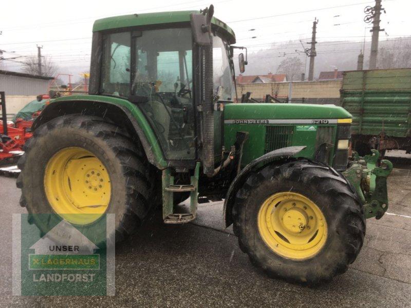 Traktor des Typs John Deere 6210, Gebrauchtmaschine in Kapfenberg (Bild 4)