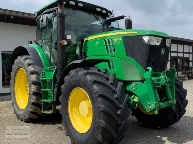 Traktor типа John Deere 6210R + 6150R Traktoren im Paket, Gebrauchtmaschine в Bramsche (Фотография 1)