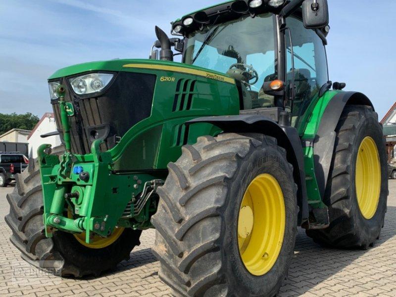 Traktor des Typs John Deere 6210R Allrad, Gebrauchtmaschine in Bramsche (Bild 1)