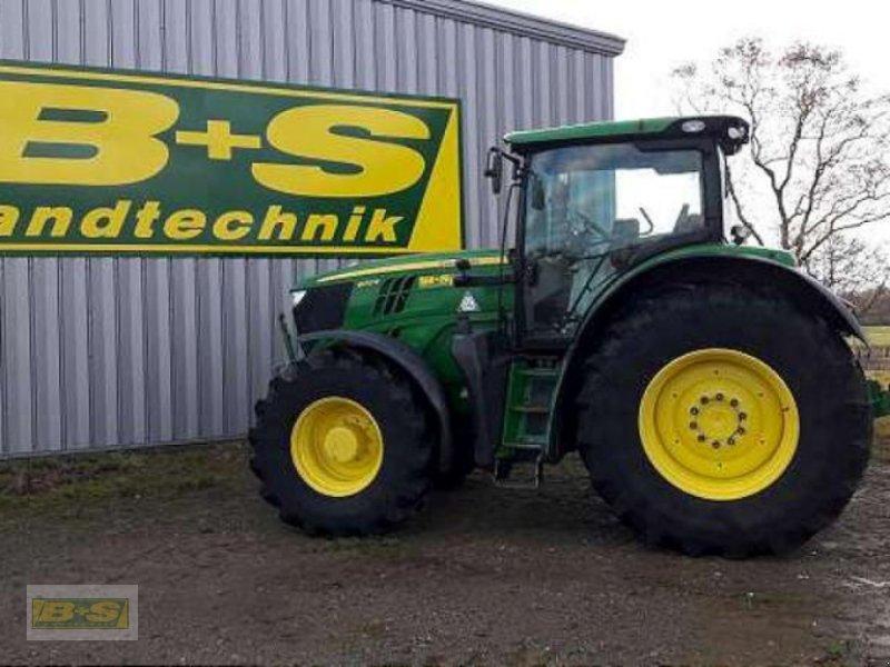 Traktor des Typs John Deere 6210R ALLRADTRAKTOR, Gebrauchtmaschine in Klietz (Bild 1)