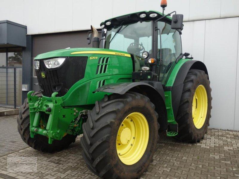 Traktor des Typs John Deere 6210R AP TLS, Gebrauchtmaschine in Borken (Bild 1)