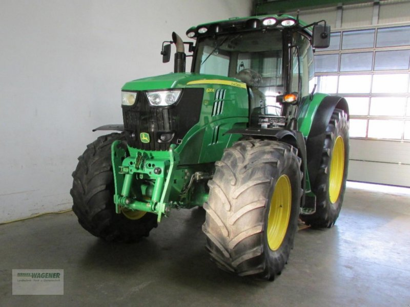 Traktor a típus John Deere 6210R  AQ, Gebrauchtmaschine ekkor: Bad Wildungen-Wega (Kép 1)