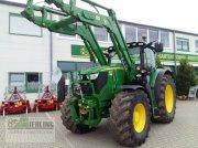 Traktor des Typs John Deere 6210R Auto Powr mit H 380 Frontlader, Gebrauchtmaschine in Pollenfeld