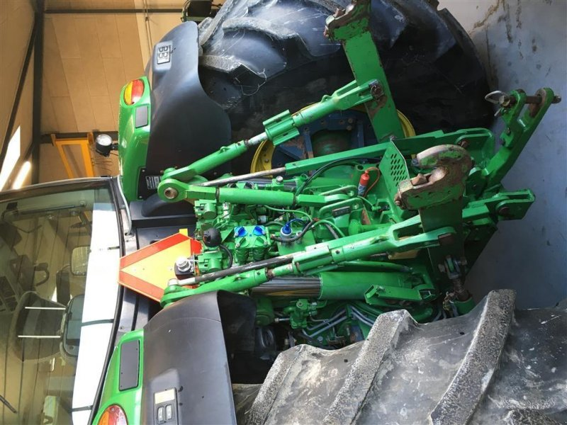 Traktor des Typs John Deere 6210r autopower autotrac  Med bælter og frontlæsser, Gebrauchtmaschine in Løgstør (Bild 8)