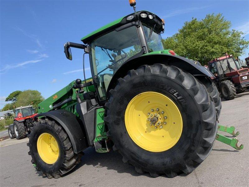 Traktor des Typs John Deere 6210R AUTOPOWER OG KUN 4600 TIMER!, Gebrauchtmaschine in Aalestrup (Bild 4)