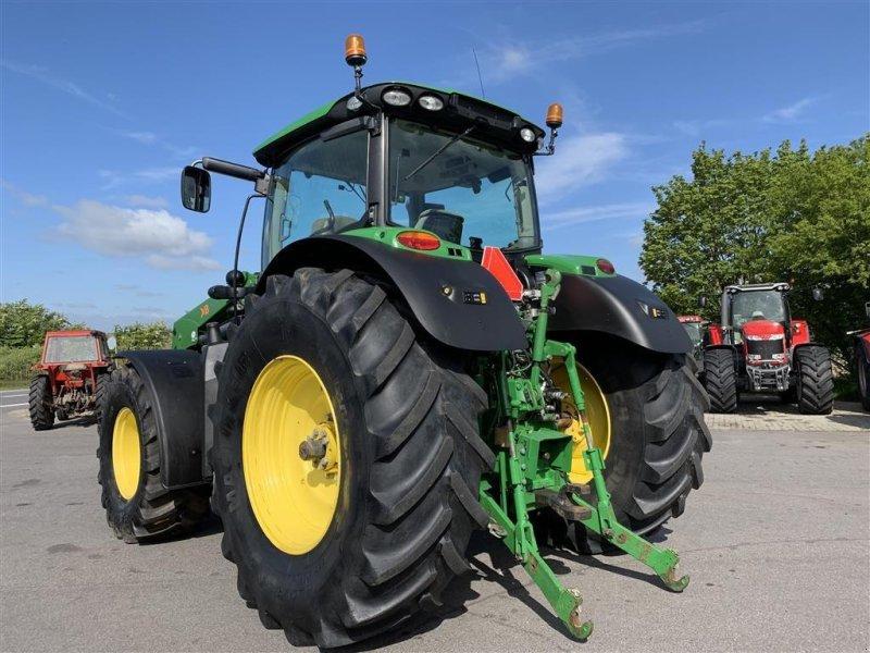 Traktor des Typs John Deere 6210R AUTOPOWER OG KUN 4600 TIMER!, Gebrauchtmaschine in Aalestrup (Bild 6)