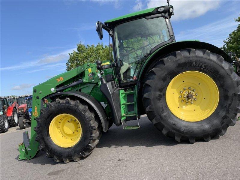 Traktor des Typs John Deere 6210R AUTOPOWER OG KUN 4600 TIMER!, Gebrauchtmaschine in Aalestrup (Bild 3)
