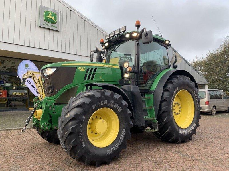 Traktor des Typs John Deere 6210R Autopowr, Gebrauchtmaschine in Zuidoostbeemster (Bild 1)